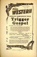Real Western (1935-1960 Columbia Publications) Pulp Vol. 14 #6