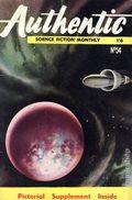 Authentic Science Fiction (1951-1957 Hamilton & Co.) 54
