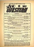 New Western Magazine (1940-1954 Popular Publications) Pulp 2nd Series Vol. 21 #4