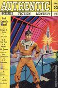Authentic Science Fiction (1951-1957 Hamilton & Co.) 32