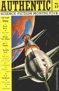 Authentic Science Fiction (1951-1957 Hamilton & Co.) 37