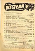 Real Western (1935-1960 Columbia Publications) Pulp Vol. 20 #5