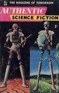 Authentic Science Fiction (1951-1957 Hamilton & Co.) 69