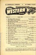 Real Western (1935-1960 Columbia Publications) Pulp Vol. 18 #2