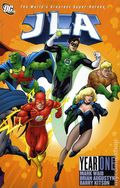 JLA Year One TPB (1999 DC) 1st Edition 1-REP