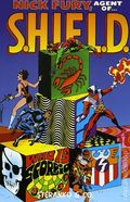 Nick Fury Agent of Shield Scorpio TPB (2000 Marvel) 1-1ST