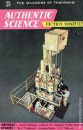 Authentic Science Fiction (1951-1957 Hamilton & Co.) 64
