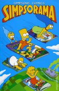 Simpsons Comics Simps-O-Rama TPB (1996 Bongo) 1-1ST