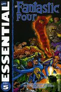Essential Fantastic Four TPB (1998-Present Marvel) 1st Edition 5-1ST