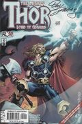 Thor (1998-2004 2nd Series) 50DF.SIGNED