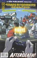 Transformers Generations (2006 IDW) 7A