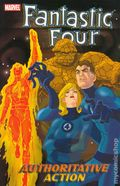 Fantastic Four TPB (2003-2005 Marvel) By Mark Waid 3-1ST