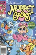Muppet Babies (1985-1989 Marvel/Star Comics) Canadian Price Variant 4