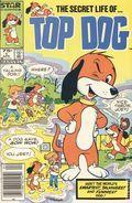 Top Dog (1985-1987 Marvel/Star Comics) Canadian Price Variant 1