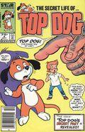 Top Dog (1985-1987 Marvel/Star Comics) Canadian Price Variant 4