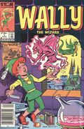 Wally the Wizard (1985 Marvel/Star Comics) Canadian Price Variant 1