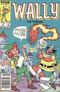 Wally the Wizard (1985 Marvel/Star Comics) Canadian Price Variant 2