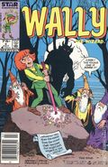 Wally the Wizard (1985 Marvel/Star Comics) Canadian Price Variant 4