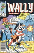 Wally the Wizard (1985 Marvel/Star Comics) Canadian Price Variant 5