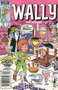 Wally the Wizard (1985 Marvel/Star Comics) Canadian Price Variant 6