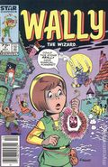 Wally the Wizard (1985 Marvel/Star Comics) Canadian Price Variant 7