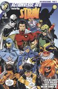 Actionverse Featuring Stray (2017 Action Lab) 5
