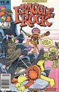 Fraggle Rock (1985 Marvel/Star Comics) Canadian Price Variant 6