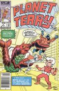 Planet Terry (1985 Marvel/Star Comics) Canadian Price Variant 7