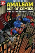 Return to the Amalgam Age of Comics The DC Comics Collection TPB (1997 DC/Marvel) 1-1ST