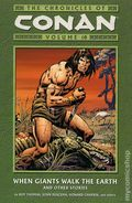 Chronicles of Conan TPB (2003-Present Dark Horse) 10-1ST