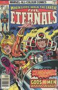Eternals (1976) UK Edition 6UK