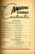 Amazing Stories (1926-Present Experimenter) Pulp Vol. 12 #4