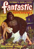 Fantastic Adventures (1939-1953 Ziff-Davis Publishing) Pulp Feb 1943