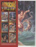 Amazons: The Swords of Vengeance Portfolio (SQP) 1994
