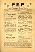 Pep Stories (1926-1932 King Publishing) Pulp 1st Series Vol. 5 #3