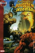 House of M Fantastic Four/Iron Man TPB (2006) 1-1ST