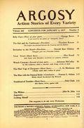 Argosy Part 4: Argosy Weekly (1929-1943 William T. Dewart) Jan 2 1937