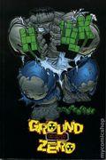 Incredible Hulk Ground Zero TPB (1991 Marvel) 1-REP