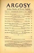 Argosy Part 4: Argosy Weekly (1929-1943 William T. Dewart) Aug 14 1937