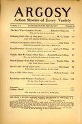 Argosy Part 4: Argosy Weekly (1929-1943 William T. Dewart) May 8 1937