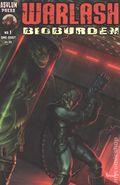 Warlash Bioburden (2021 Asylum Press) One Shot 1