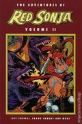 Adventures of Red Sonja TPB (2005-2007 Dynamite) 2A-1ST
