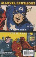 Marvel Spotlight Stan Lee Jack Kirby (2006) 1