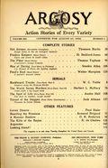Argosy Part 4: Argosy Weekly (1929-1943 William T. Dewart) Aug 27 1932