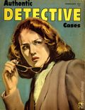Authentic Detective Cases (1944-1953 Baffling Detective Mysteries, Inc.) Vol. 2 #5