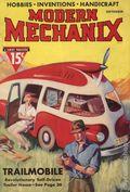 Modern Mechanix Hobbies and Inventions (1932 Fawcett Publication) Vol. 18 #5