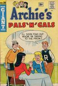 Archie's Pals 'n' Gals (1955) Canadian Price Variant 20