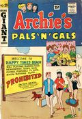 Archie's Pals 'n' Gals (1955) Canadian Price Variant 29