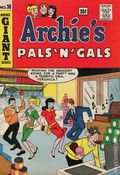 Archie's Pals 'n' Gals (1955) Canadian Price Variant 30