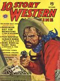 10 Story Western Magazine (1936-1954 Popular) Pulp Vol. 25 #3